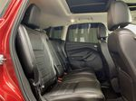 RED 2017 Ford Escape Titanium - Bluetooth, Backup Cam, NAV Right Side Rear Seat  Photo in Edmonton AB