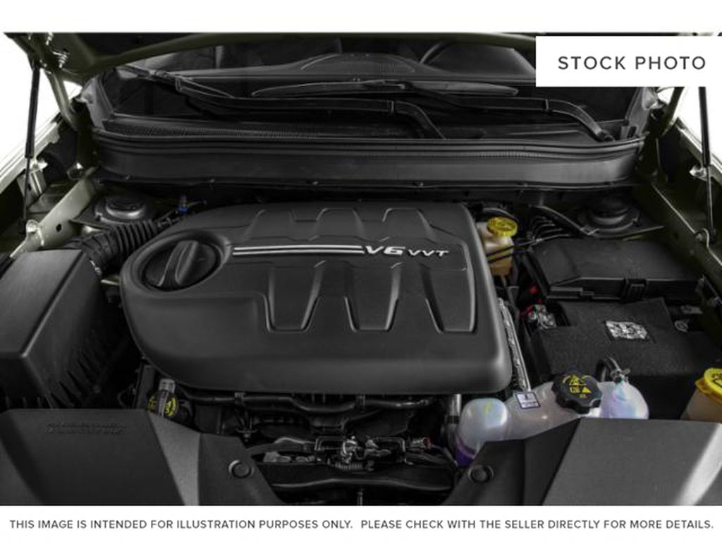 White[Bright White] 2021 Jeep Cherokee Engine Compartment Photo in Yarmouth NS