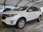 White 2021 Chevrolet Equinox Central Dash Options Photo in Airdrie AB