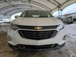 White 2021 Chevrolet Equinox Left Front Corner Photo in Airdrie AB