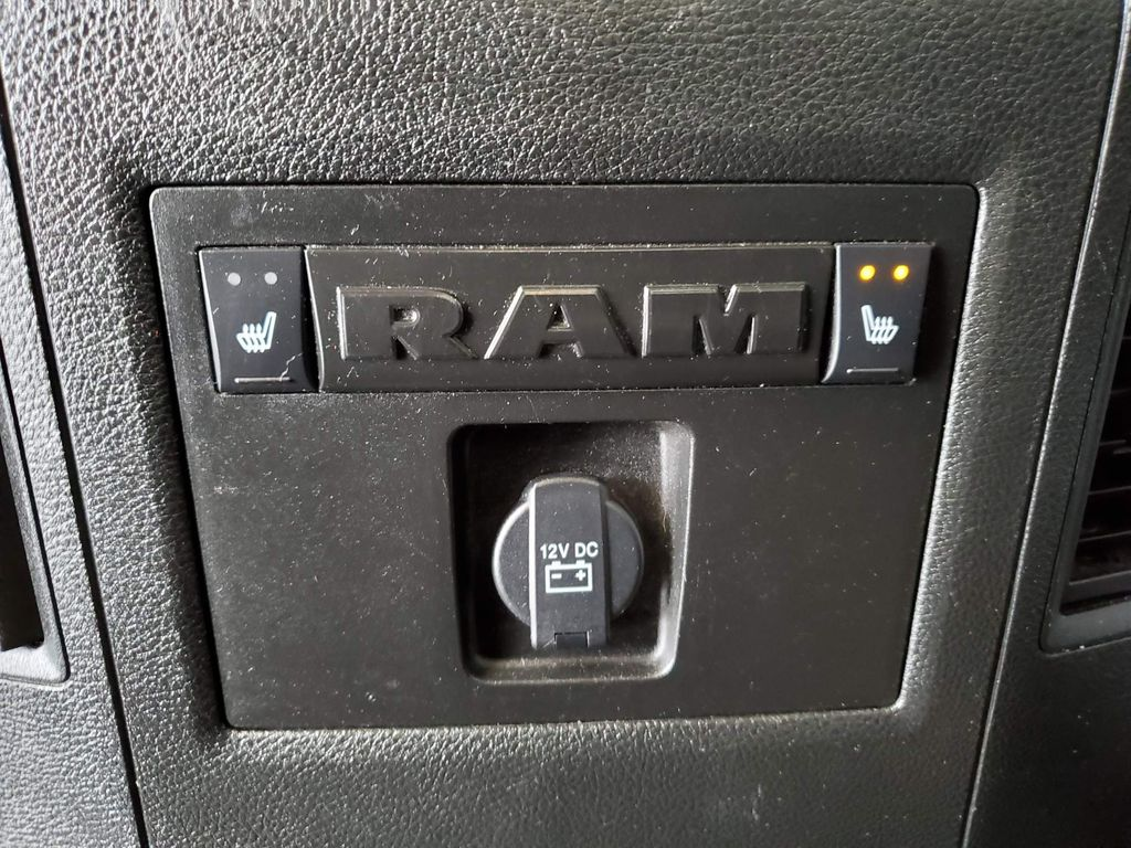 White 2018 Ram 3500 Rear of Vehicle Photo in Airdrie AB