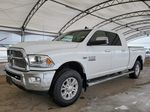 White 2018 Ram 3500 Backup Camera Closeup Photo in Airdrie AB