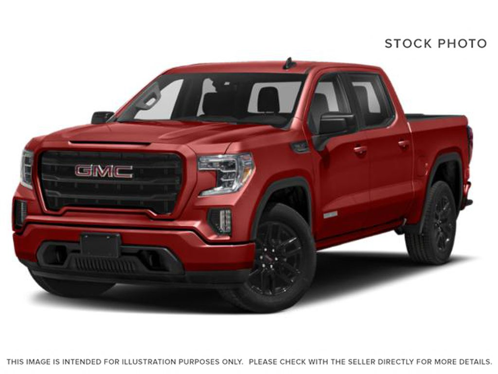 Cardinal Red 2021 GMC Sierra 1500
