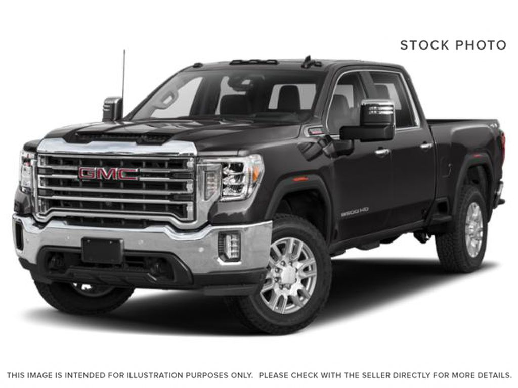 Carbon Black Metallic 2021 GMC Sierra 2500HD