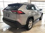 Silver 2020 Toyota RAV4 Hybrid XLE   Extended Warranty Included Rear of Vehicle Photo in Edmonton AB