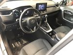Silver 2020 Toyota RAV4 Hybrid XLE   Extended Warranty Included Left Driver Controlled Options Photo in Edmonton AB