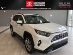 Blizzard Pearl 2021 Toyota RAV4 Limited Primary Listing Photo in Edmonton AB
