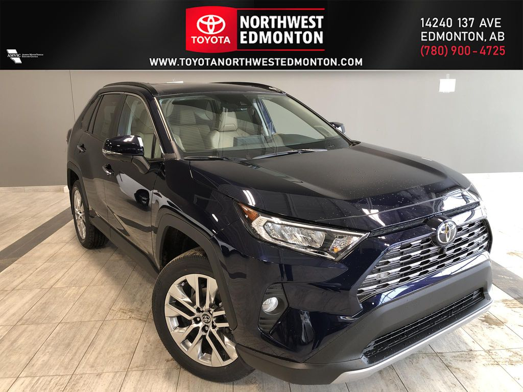 Blueprint 2021 Toyota RAV4 Limited