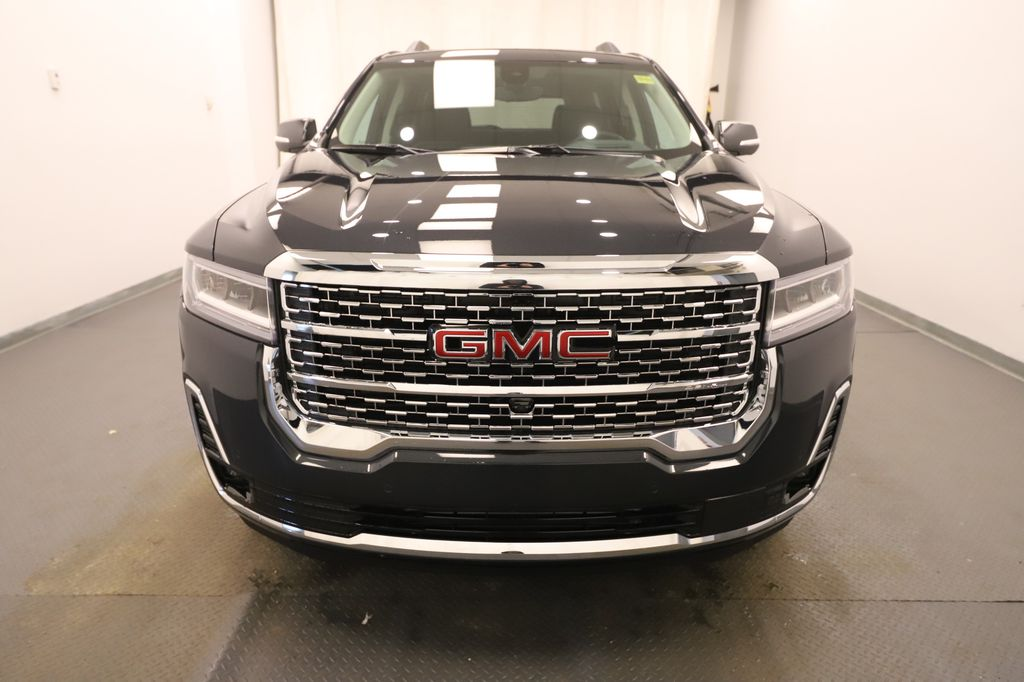 Dark Grey 2021 GMC Acadia Front Vehicle Photo in Lethbridge AB