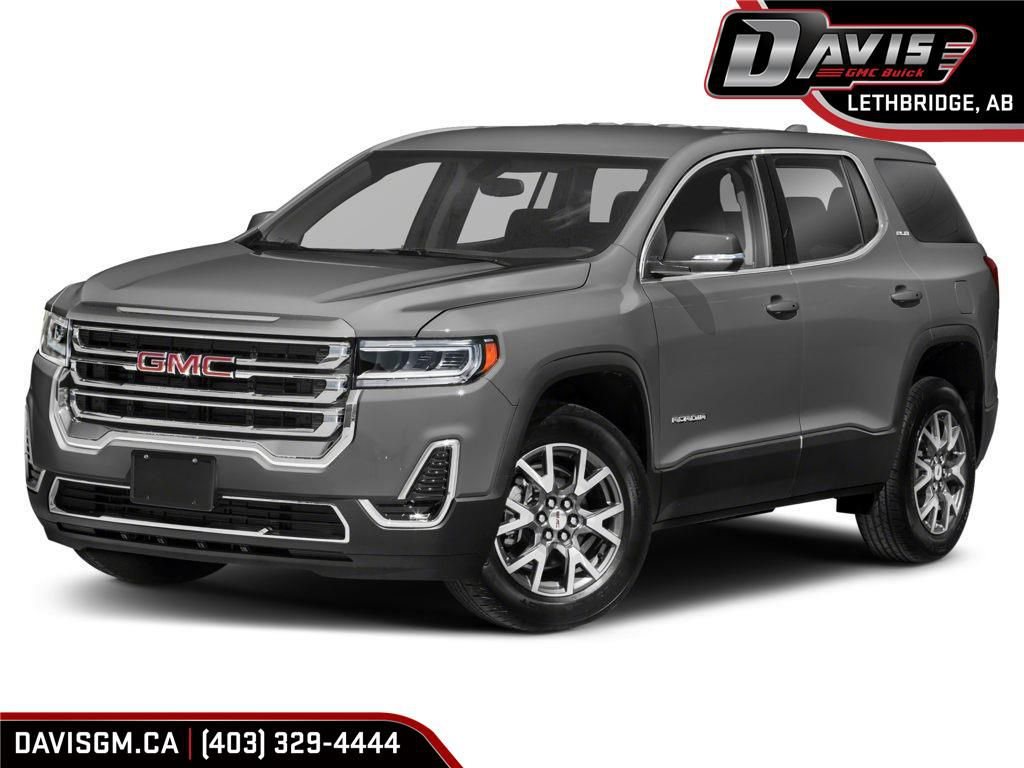 Dark Grey 2021 GMC Acadia