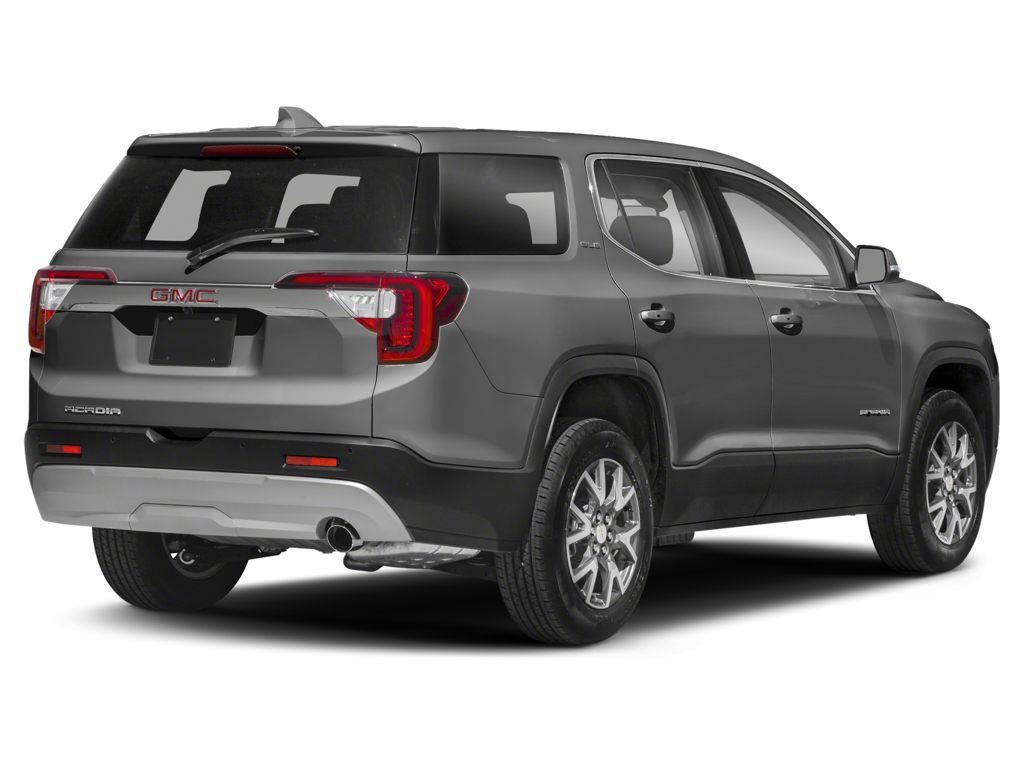 Dark Grey 2021 GMC Acadia Left Front Rim and Tire Photo in Lethbridge AB