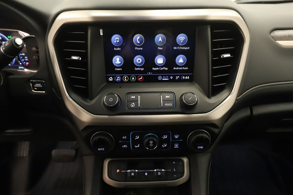 Dark Grey 2021 GMC Acadia Trim Specific Photo in Lethbridge AB