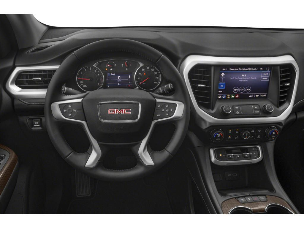 Dark Grey 2021 GMC Acadia Left Front Interior Door Panel Photo in Lethbridge AB