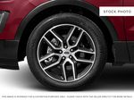 Silver[Ingot Silver Metallic] 2016 Ford Explorer Left Front Rim and Tire Photo in Fort Macleod AB