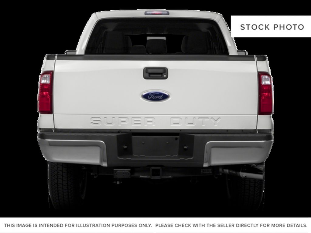 Blue[Blue Jeans Metallic] 2016 Ford Super Duty F-350 SRW Rear of Vehicle Photo in Fort Macleod AB