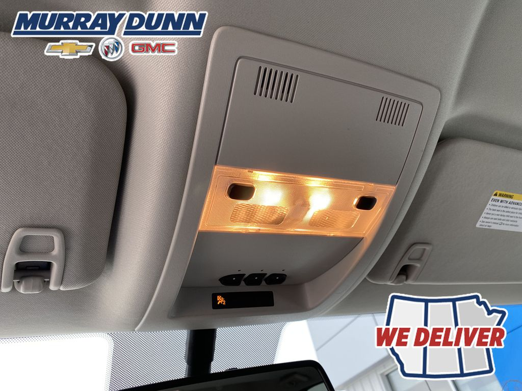 White[Summit White] 2013 Chevrolet Silverado 1500 LTZ Roof Mounted Controls Photo in Nipawin SK