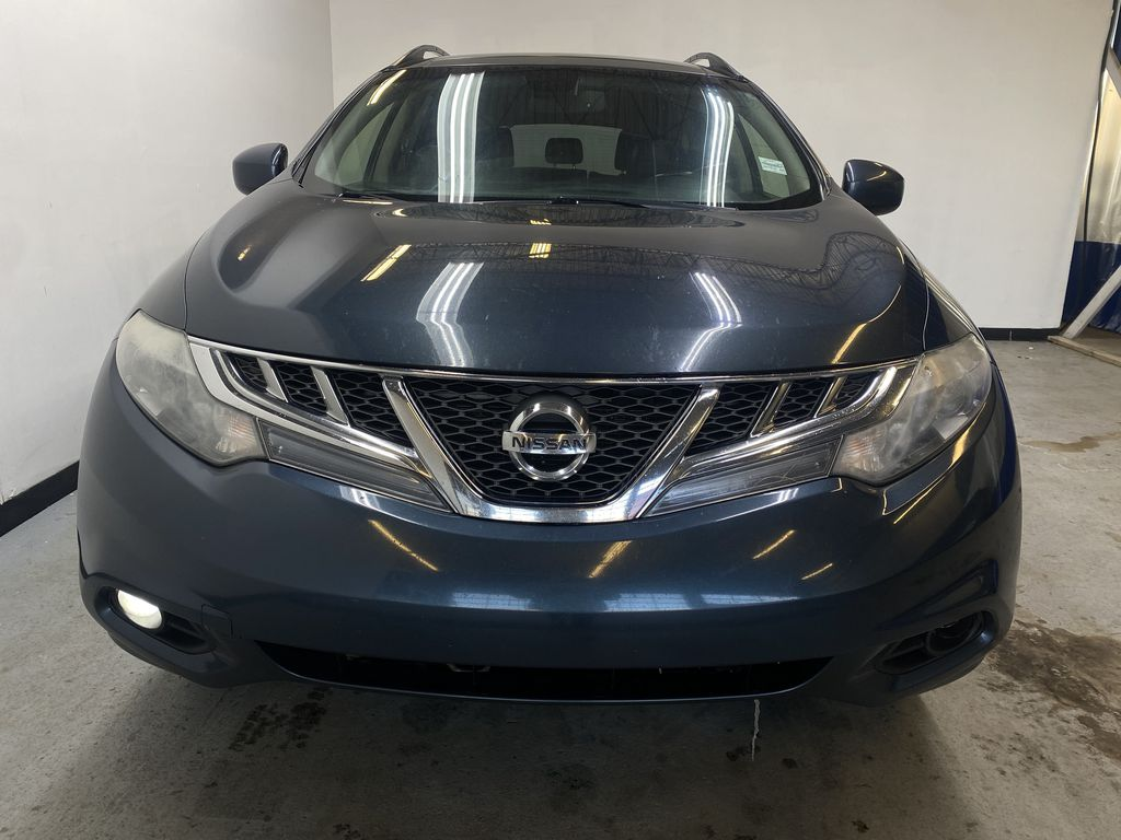 BLUE 2013 Nissan Murano SL - Backup Camera, Bluetooth, Heated Front Seats Front Vehicle Photo in Edmonton AB