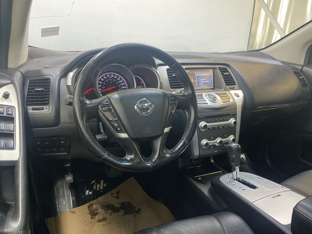 BLUE 2013 Nissan Murano SL - Backup Camera, Bluetooth, Heated Front Seats Steering Wheel and Dash Photo in Edmonton AB