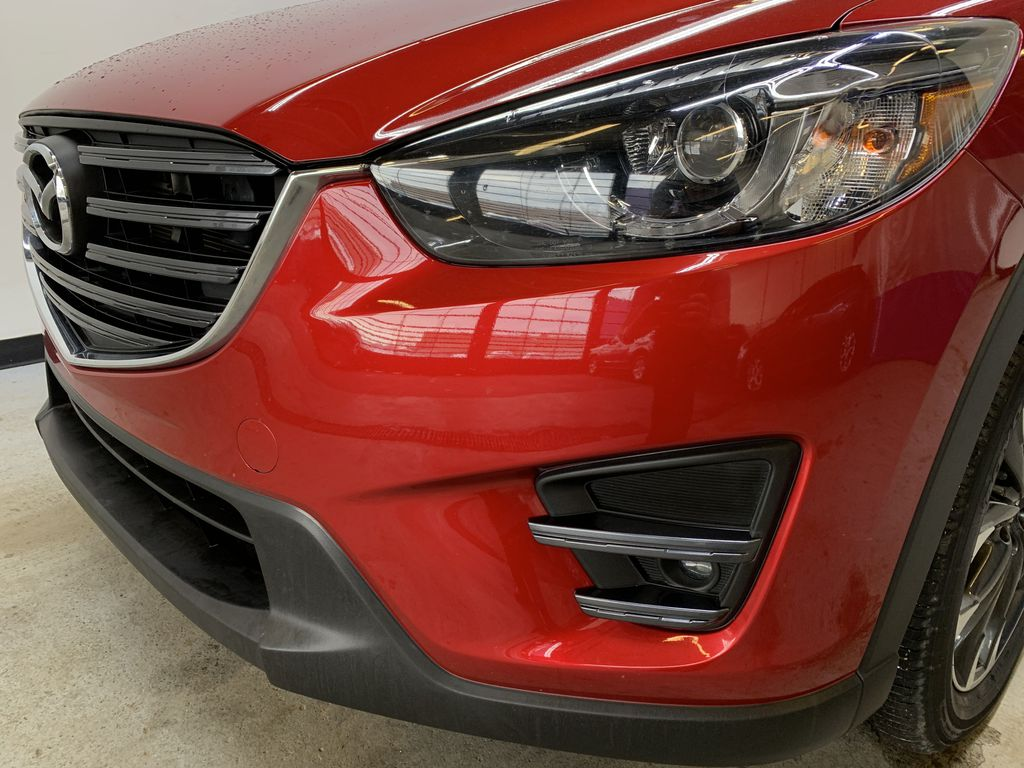 RED 2016 Mazda CX-5 GT AWD - Backup Camera, Bluetooth, NAV Left Front Head Light / Bumper and Grill in Edmonton AB