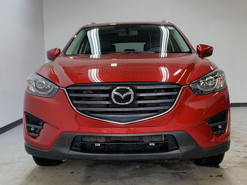 RED 2016 Mazda CX-5 GT AWD - Backup Camera, Bluetooth, NAV Front Vehicle Photo in Edmonton AB