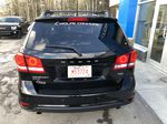 Black[Pitch Black] 2015 Dodge Journey R/T Rear of Vehicle Photo in Canmore AB