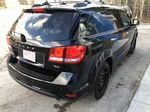 Black[Pitch Black] 2015 Dodge Journey R/T Right Rear Corner Photo in Canmore AB