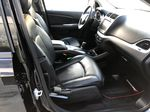 Black[Pitch Black] 2015 Dodge Journey R/T Right Side Front Seat  Photo in Canmore AB