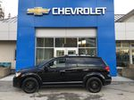 Black[Pitch Black] 2015 Dodge Journey R/T Left Side Photo in Canmore AB