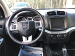 Black[Pitch Black] 2015 Dodge Journey R/T Strng Wheel/Dash Photo: Frm Rear in Canmore AB