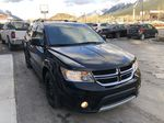 Black[Pitch Black] 2015 Dodge Journey R/T Primary Listing Photo in Canmore AB