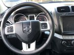 Black[Pitch Black] 2015 Dodge Journey R/T Strng Wheel: Frm Rear in Canmore AB