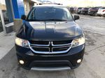 Black[Pitch Black] 2015 Dodge Journey R/T Front Vehicle Photo in Canmore AB