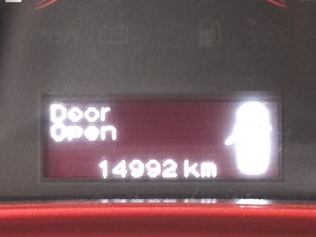 White[Bright White Clearcoat] 2014 Dodge Dart Odometer Photo in Sherwood Park AB