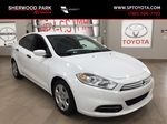 White[Bright White Clearcoat] 2014 Dodge Dart Primary Listing Photo in Sherwood Park AB