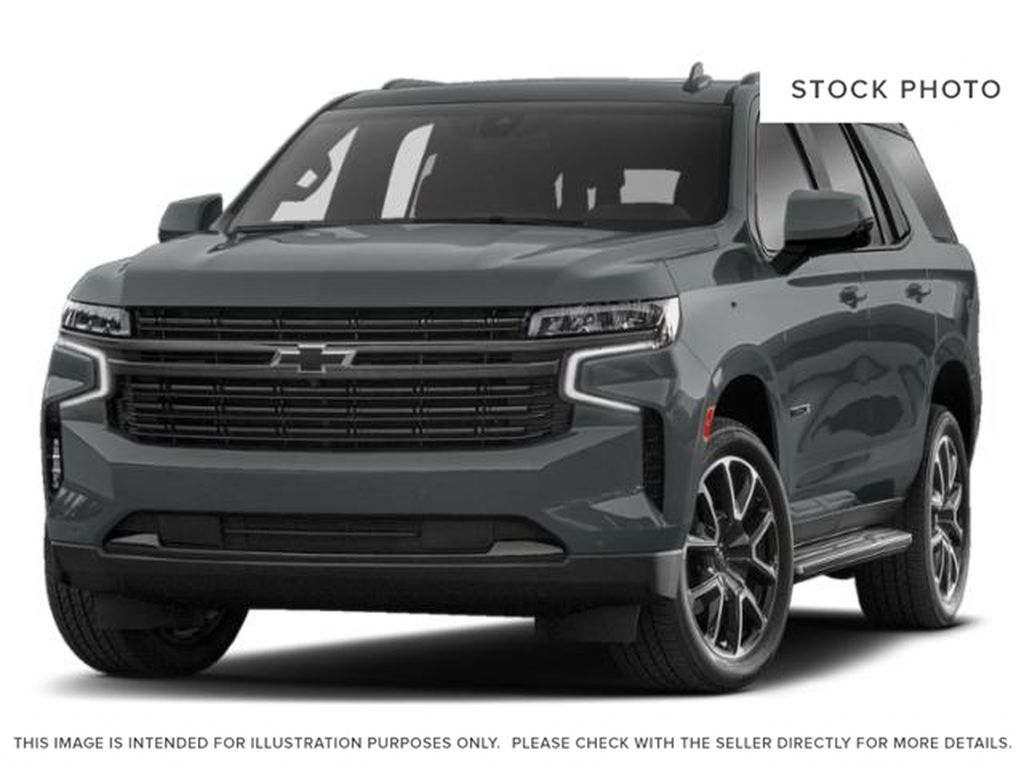 Gray[Satin Steel Metallic] 2021 Chevrolet Tahoe