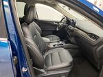 Green[Dark Persian Green Metallic] 2020 Ford Escape Right Side Front Seat  Photo in Dartmouth NS