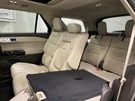 Silver[Iconic Silver Metallic] 2021 Ford Explorer Left Side Rear Seat  Photo in Dartmouth NS