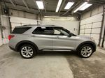 Silver[Iconic Silver Metallic] 2021 Ford Explorer Right Side Photo in Dartmouth NS