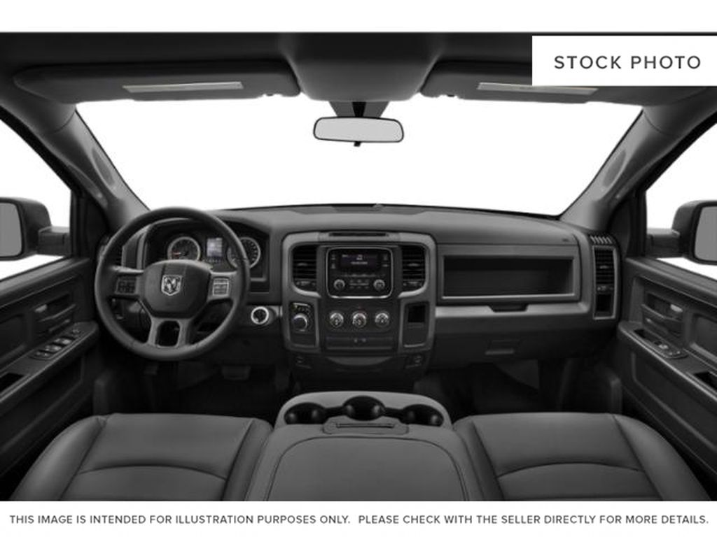 Grey Maximum Steel Met. Clear Coat 2020 Ram 1500 Classic Central Dash Options Photo in Cold Lake AB