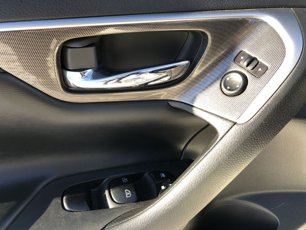 White[Pearl White] 2014 Nissan Altima  Driver's Side Door Controls Photo in Edmonton AB