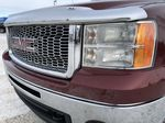 Red[Sonoma Red Metallic] 2013 GMC Sierra 1500 Left Front Head Light / Bumper and Grill in Edmonton AB