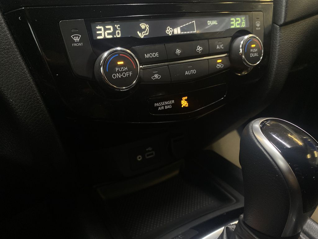 WHITE 2020 Nissan Rogue S AWD - Backup Camera, Bluetooth, Blind Spot Monitor Central Dash Options Photo in Edmonton AB