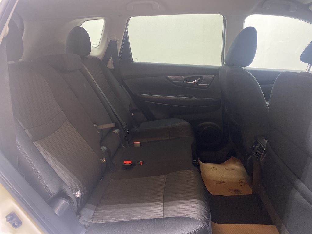 WHITE 2020 Nissan Rogue S AWD - Backup Camera, Bluetooth, Blind Spot Monitor Right Side Rear Seat  Photo in Edmonton AB