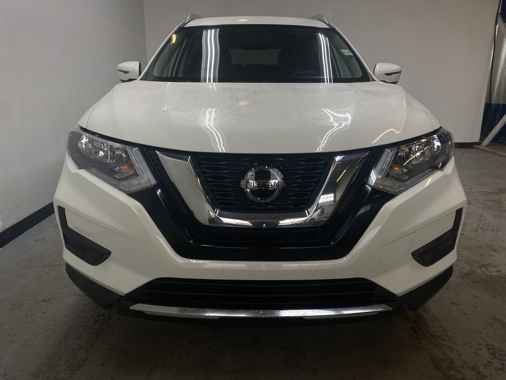 WHITE 2020 Nissan Rogue S AWD - Backup Camera, Bluetooth, Blind Spot Monitor Front Vehicle Photo in Edmonton AB