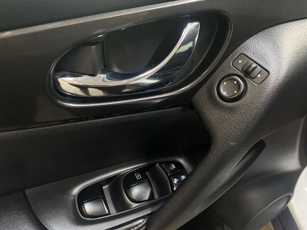 WHITE 2020 Nissan Rogue S AWD - Backup Camera, Bluetooth, Blind Spot Monitor  Driver's Side Door Controls Photo in Edmonton AB