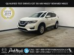 WHITE 2020 Nissan Rogue S AWD - Backup Camera, Bluetooth, Blind Spot Monitor Primary Listing Photo in Edmonton AB