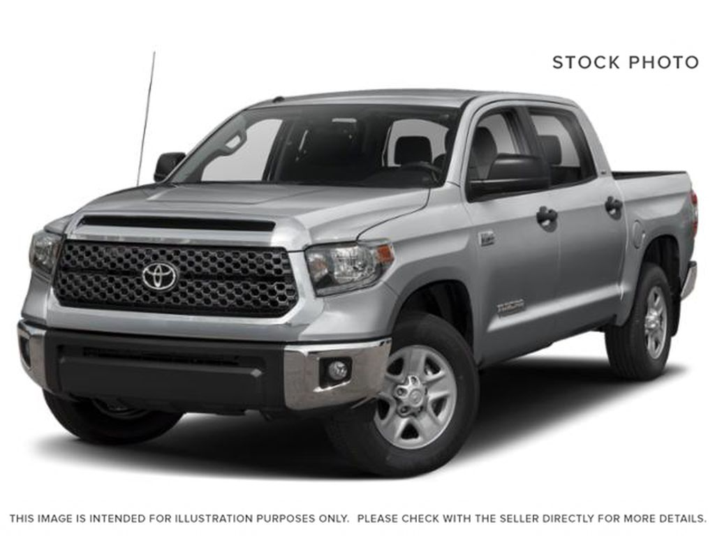 Gray[Cement] 2021 Toyota Tundra 4WD