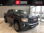 Blue 2019 GMC Canyon 4WD All Terrain Diesel Primary Listing Photo in Edmonton AB