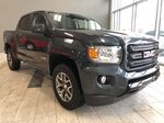 Blue 2019 GMC Canyon 4WD All Terrain Diesel Left Front Interior Photo in Edmonton AB