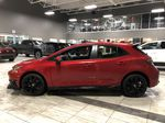 Supersonic Red 2021 Toyota Corolla Hatchback Special Edition CVT Left Side Photo in Edmonton AB